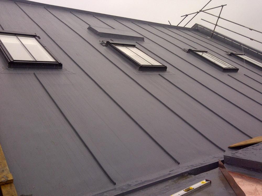 Thornton Roofing Scottish Provident Building Belfast