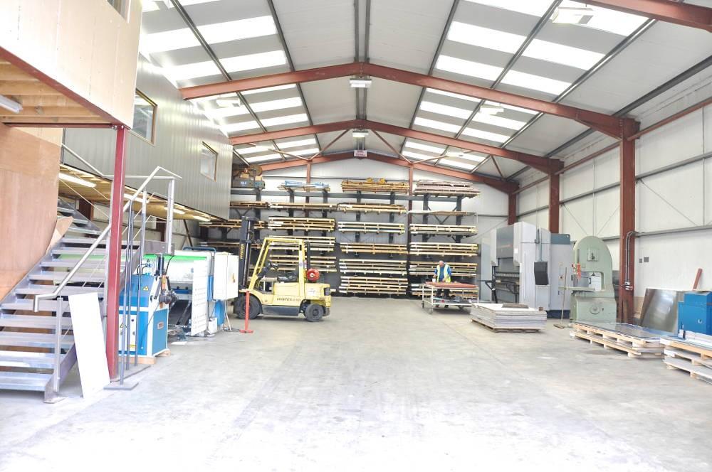 Metal Works Contractor Northern Ireland Thornton Roofing